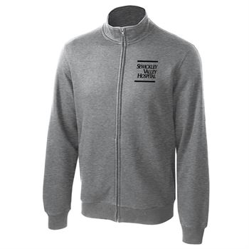 Property Of Food & Nutrition Services Team 2-Sided Full-Zip Jacket