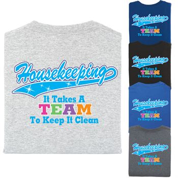 Housekeeping 2-Sided T-Shirt