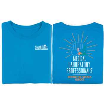 Med Lab 2-Sided T-Shirt - Personalization Available