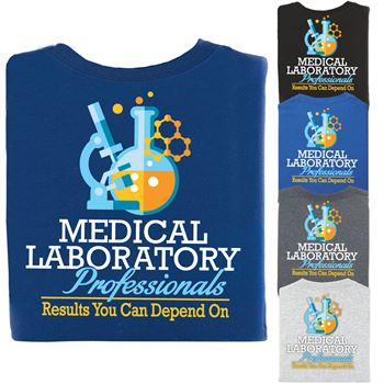 Med Lab 2-Sided T-Shirt