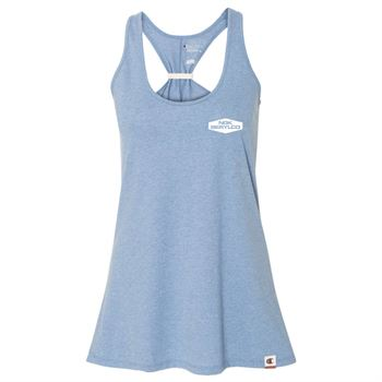 Champion-Originals Women's Triblend Swing Tank
