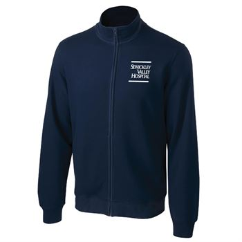 Caring For The Community Sport-Tek® Full-Zip Sweatshirt Jacket - Personalized