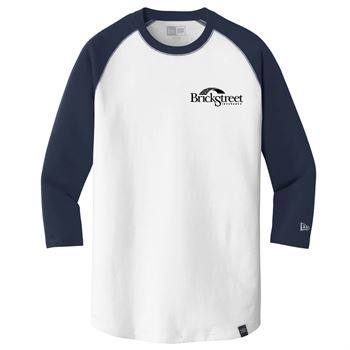 a89a298d6ea9 New Era® Men's Heritage Blend 3/4-Sleeve Baseball Raglan Tee -  Personalization Available | Positive Promotions
