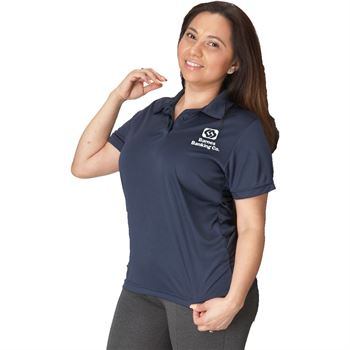 Team 365® Ladies' Zone Performance Polo - Silkscreen Personalization Available