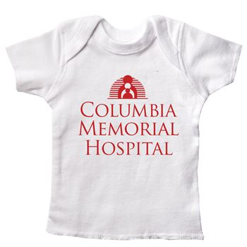 Rabbit Skins® Infant Baby Rib Tee - Personalization Available