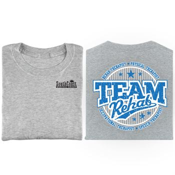 Team Rehab Positive 2-Sided T-Shirt - Personalized