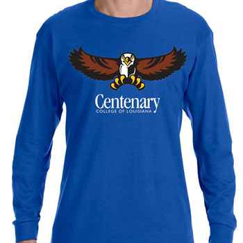 Men's Gildan® Heavy Cotton Long-Sleeve T-Shirt - Personalization Available