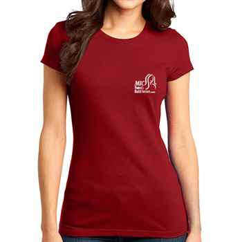 District® Women's Fitted Very Important Tee® - Personalization Available