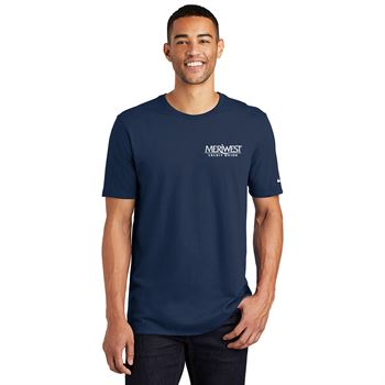 Nike® Men's Crewneck Core Cotton T-Shirt - Personalization Available