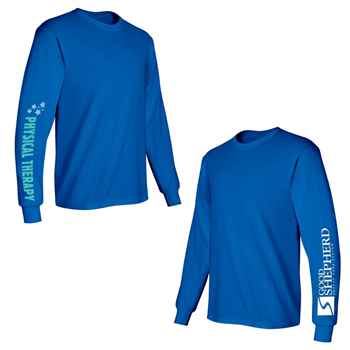 Physical Therapy Long-Sleeve Recognition Underscrub - Personalized