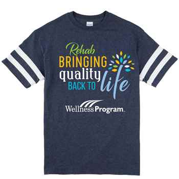 Rehab: Bringing Quality Back To Life Men's Gildan® Victory T-Shirt - Personalization Available