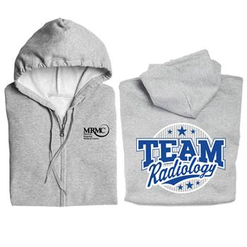 Team Radiology Gildan® Full-Zip Hooded Sweatshirt - Personalized