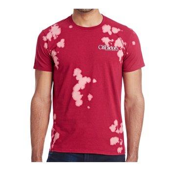 Tie Dye Textured Color T-Shirt