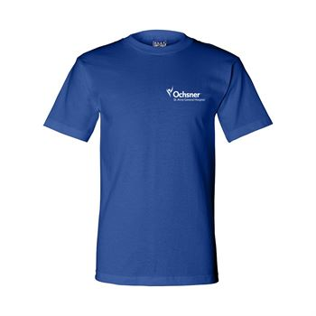 Bayside - Union-Made Short Sleeve T-Shirt - Personalization Available