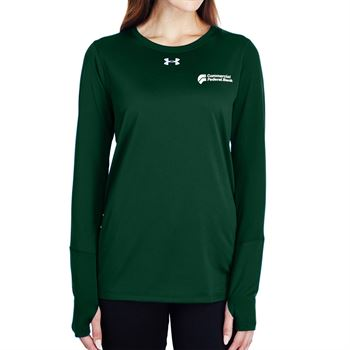 Under Armour® Women's Long-Sleeve Locker T-Shirt 2.0 - Personalization Available