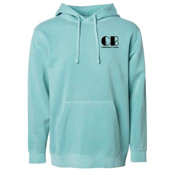 Independent Trading Co® Heavyweight Pigment Dyed Hooded Sweatshirt - Personalization Available
