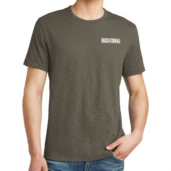 Alternative Weathered Slub T-Shirt - Personalization Available