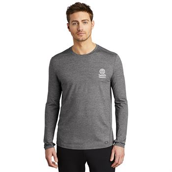 OGIO® Endurance Men's Force Long Sleeve Tee - Personalization Available