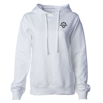 Independent Trading Co® Women's Midweight Hoodie - Screenprint Personalization Available