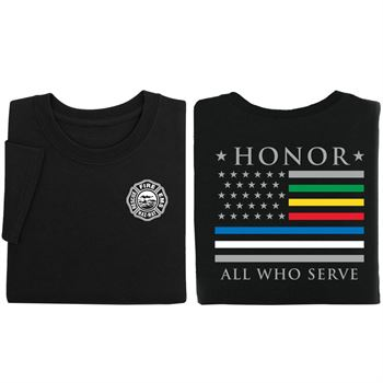 Honor All Who Serve T-Shirt