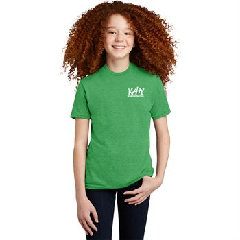 Allmade® Youth Eco Impact Tri-Blend Tee - Silkscreen Personalization Available