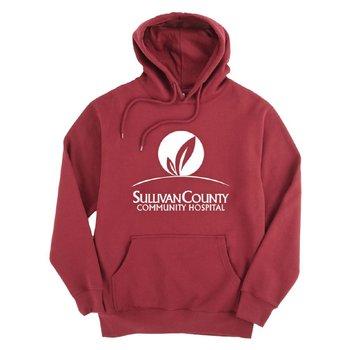 Positive Wear Unisex Heavyweight Hoodie - Silkscreened Personalization Available