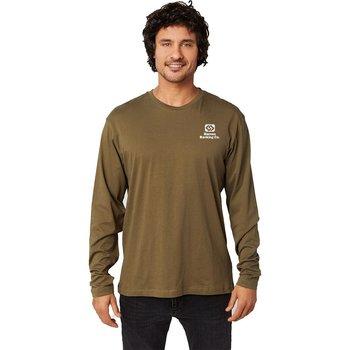 Positive Wear Unisex Long Sleeve T-Shirt - Silkscreen Personalization Available