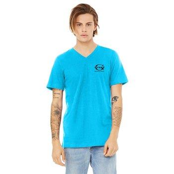 Bella + Canvas Unisex Jersey Short Sleeve V-Neck T-Shirt