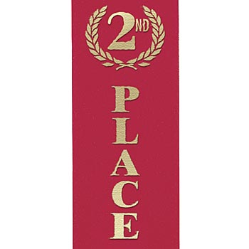 1st, 2nd, 3rd Place Award Ribbon Assortment Pack