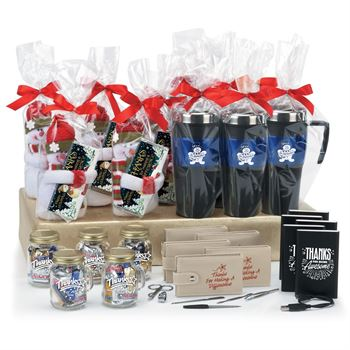 Holiday 50-Gift Raffle Pack