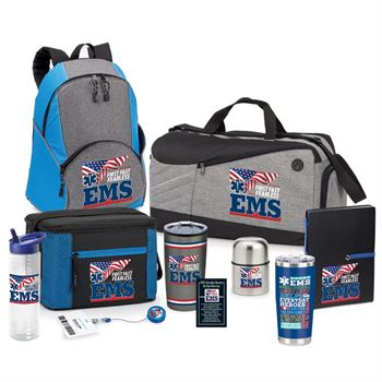 EMS: First. Fast. Fearless 10-Piece Raffle/Value Pack