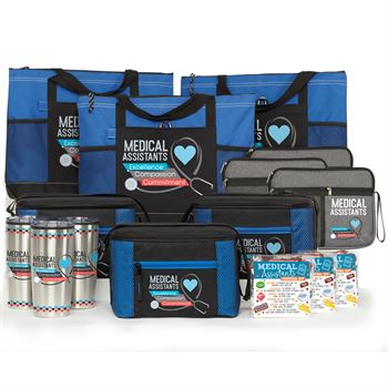 Medical Assistants: Excellence, Compassion, Commitment 15-Gift Raffle/Value Pack