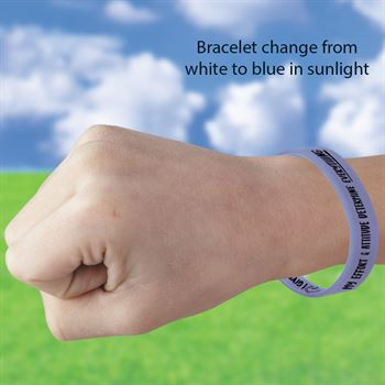My Effort & Attitude Determine Everything Positive 2-Sided Silicone Bracelet