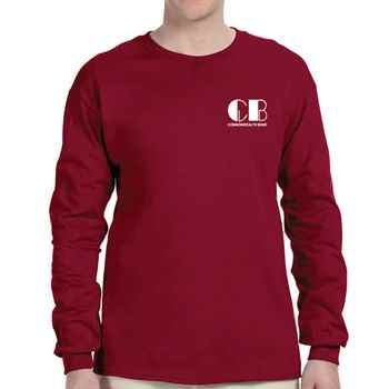 Gildan® Ultra Cotton Long Sleeve T-Shirt - Personalization Available