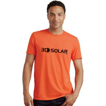 Gildan® Men's Heavy Cotton Short Sleeve T-Shirt: Premium Colors - Personalization Available