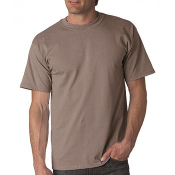 His & Hers Short Sleeved 100% Cotton T-Shirt