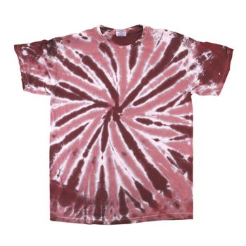 Preshrunk 100% Heavyweight Cotton Youth Tie-Dye Shirts - Personalization Available