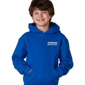 Jerzees® Youth Nublend Hooded Sweatshirt - Personalization Available