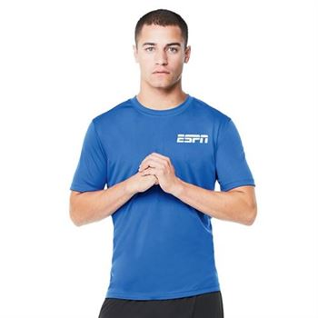 All Sport Performance Short-Sleeve Men's T-Shirt - Silkscreened Personalization Available