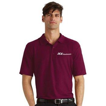 Gildan® DryBlend® Men's 6.3-oz. Double Pique Sport Shirt - Personalization Available