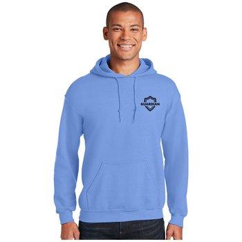 Gildan® Heavy Blend™ Unisex Hooded Sweatshirt - Silkscreen Personalization Available