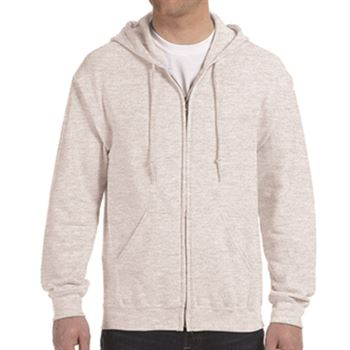 Gildan Heavy Blend ™ 8-oz. Men's 50/50 Full-Zip Hood