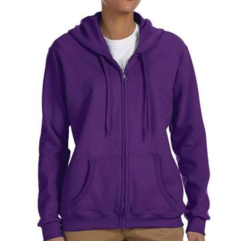 Gildan Heavy Blend ™ 8-oz. Women's 50/50 Full-Zip Hood