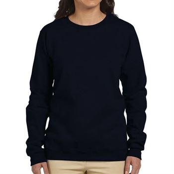 Gildan Heavy Blend ™ 8-oz. Women's 50/50 Fleece Crew Shirt