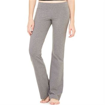 Bella + Cnavas Cotton/Spandex Fitness Pant