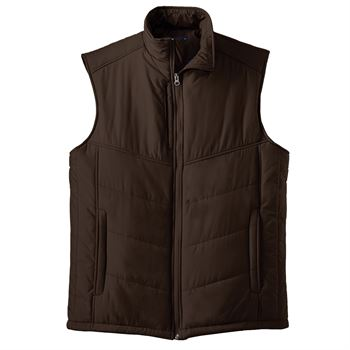 Men's Port Authority® Puffy Vest - Embroidery Personalization Available