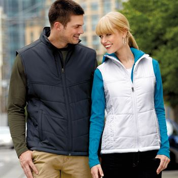 Women's Port Authority® Puffy Vest - Embroidery Personalization Available