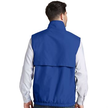 Port Authority® Reversible Charger Vest Unisex - Embroidery Personalization Available