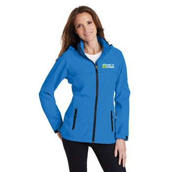 Port Authority® Women's Torrent Rain Jacket - Embroidery Personalization Available