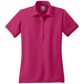 Women's Ogio® Jewel Polo - Embroidery Personalization Available